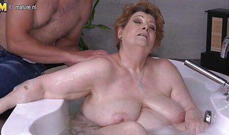 پسر داغ خرد کردن در فیلم سکسی زن خوشگل جوانان بزرگ است