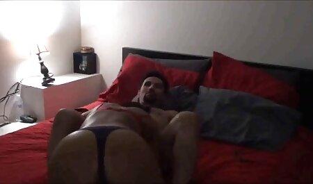 خاله داغ با سکسزن چاق اشتیاق مکیدن خروس