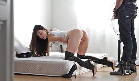 خواهر برادر را در دانلود فیلم سکس زن باحیوان آشپزخانه مکید